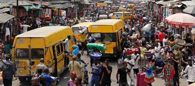 Impact of COVID-19 on transportation in Lagos, Nigeria