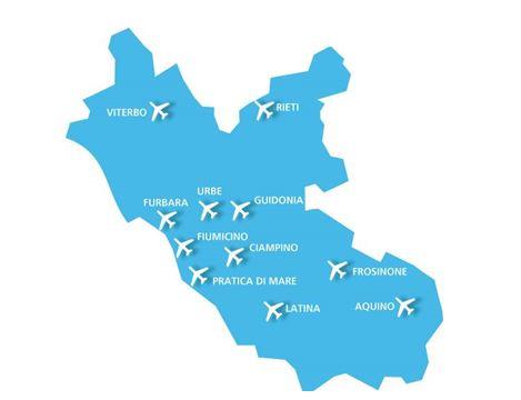 aeroporti lazio