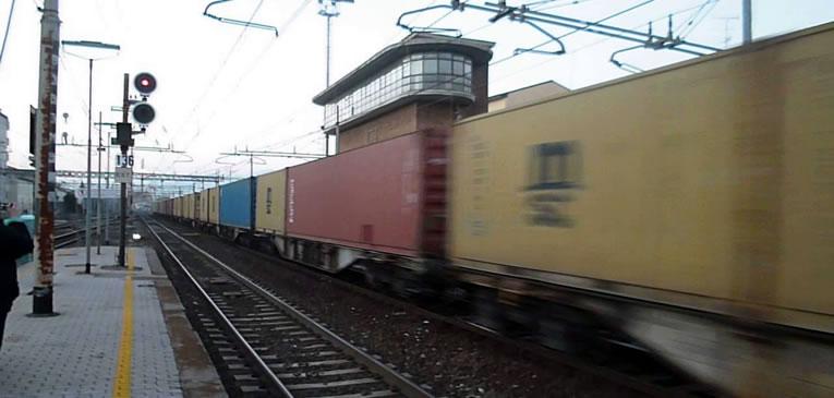 Sistema logistico e trasporto merci