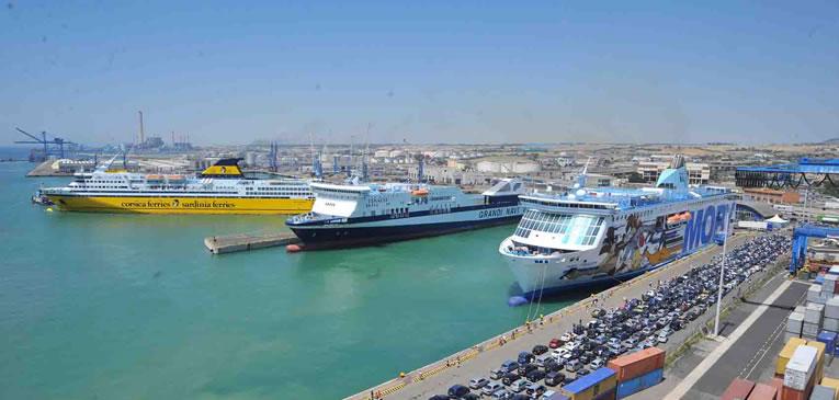 Sistema portuale e marittimo